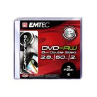 Emtec E-DVD-RW MINI 2,8GB 2X HARD CO