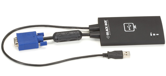 BlackBox KVT100A Crash Cart Adapter