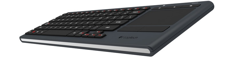 Logitech illuminated Living Room Keyboard