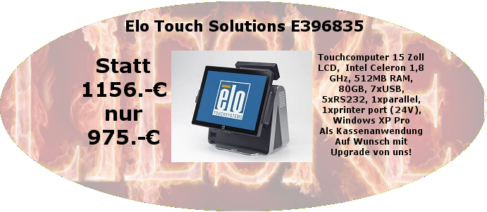 ELO Touch Solutions e396835 kaufen