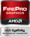 AMD Fire Pro Graphics logo